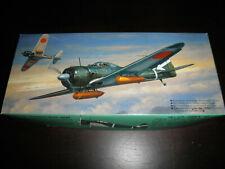 1/72 Nakajima Type 1 Hayabusa OSCAR Japanese Fighter by Fujimi