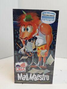 Mad Marstro Motorized Monster Model Kit