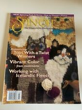 Spin-off magazine Spring 1999: Icelandic Fleece, Color, How To Choose Fleece