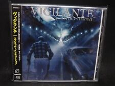 VIGILANTE Cosmic Intuition JAPAN CD Hidden Kaz Horie Japan Prog Metal !