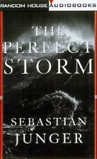 new/sealed audiobook: THE PERFECT STORM, read by Stanley Tucci, on 2 cassettes