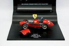 Quartzo La Storia 1/43 - F1 Ferrari 500 F2 GP  Angleterre N°5 1953 Ascari