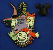 Hanging Lock Shock and Barrel Nightmare Before Christmas OC Pin # 24970