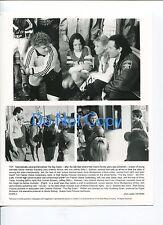 Patrick Renna Steve Guttenberg Olivia d'Abo The Big Green Movie Press Photo