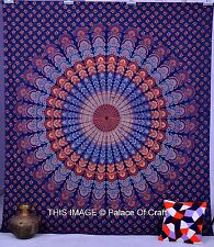 Indian Mandala Hippie Vintage Cotton Tapestries  Beach Throw Bedspread Bedding