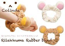 San-X kawaii Cute New Rilakuma Rubber band Hair Accessory Relax Bear