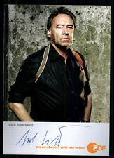 Gerd Silberbauer Soko 5113 Autogrammkarte Original Signiert ## BC 31107
