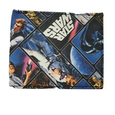 New Boxed Star Wars Licensed Full Color Graphic Collage Print Wallet
