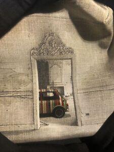 Paul Smith 'Mini Cooper' London Wash Bag