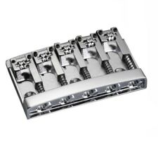 Schaller Bass Bridge Chrome - 3D-5 Model - 5-String - 12140200
