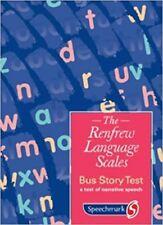 Bus Story Test (The Renfrew Language Scales) - New Book Renfrew, Catherine, Hanc