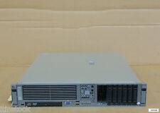 HP ProLiant DL380 G5 2x Xeon dual-core 2.0 GHz RAID 2U RACK SERVER 391835-b21