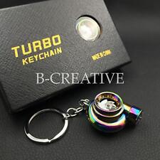 Turbo Charger Keyring L.E.D Torch,Spin,Sound, Retail Box, 🔥Christmas Gift🔥NEON