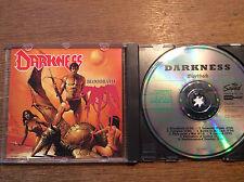 Darkness -  Bloodbath  [CD Album]  1992 Polyband  CD 54 077  THRASH