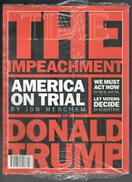 New Sealed TIME Magazine November 18, 2019 THE IMPEACHMENT DONALD TRUMP