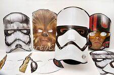 Star Wars Birthday Photo Booth Prop Party Supplies Party Favors 8ct