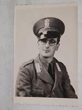 foto soldato del Regio Esercito Italiano Seconda Guerra Mondiale Salerno 1941 di