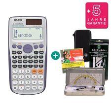 Casio fx 991 de plus calculadora + funda protectora Geoset aprender CD garantía