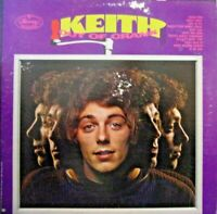 Keith-Out Of Crank-LP-1967-VG+/VG+