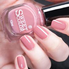 12ml Sweet Color Candy Nail Polish Rouge Varnish Polish Nail Art Manicure