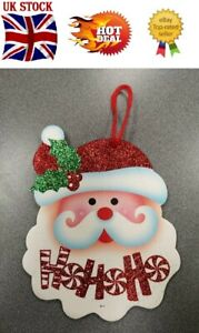 Christmas Santa Claus Tree Hanging Decorations Xmas Party Accessories (Santa)