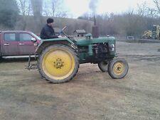 Zetor 25 tractor