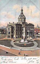 Illinois postcard Peoria County Court House Raphael Tuck & Sons ca 1905