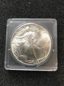 1986 Silver Eagle Philadelphia Mint American Silver Eagle Dollar Excellent