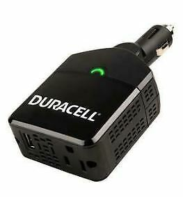 Duracell DRINVM150 150W Mobile Inverter VGC