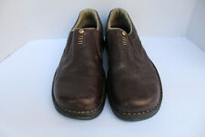 MERRELL World Legend Stollen Brown leather Loafers Slip On Shoes Men's 11