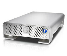 G-TECHNOLOGY G-DRIVE W/ THUNDERBOLT (0G04023) NEW 6 TB