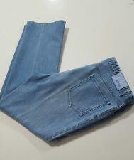 BRIONI Marmolada Cotton Blend Light Blue Denim Jeans Size 40