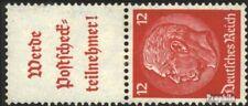 Imperio Alemán s195 usado 1939 Hindenburg WZ 4