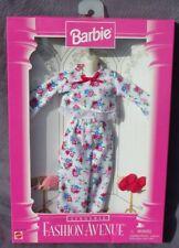 barbie PYJAMA Fleur lingerie FASHION AVENUE 1996 Mattel 14292 tenue accessoire