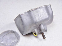 71 HONDA SL100 MOTOSPORT CARBURETOR FLOAT BOWL CHAMBER
