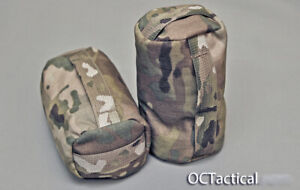 Red Tac Gear Rear Shooting Bean Bag Rest Multicam