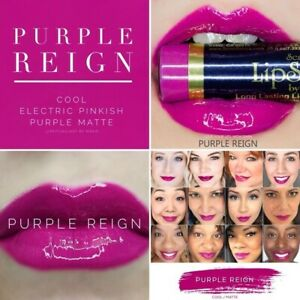 Purple Reign Lipsense Brand New And Unopened Factory Sealed