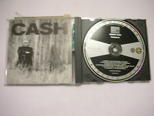 Johnny Cash : Unchained CD