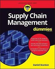 Supply Chain Management For Dummies [For Dummies [Business & Personal Finance]]