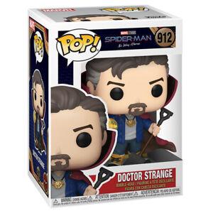 Funko POP! Doctor Strange Figure 912 Marvel Spider-Man Far from Home Bobble Head