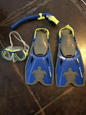 New listing U.S. Divers Youth Snorkle Set - Kids Size 1-4