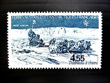FRENCH SOUTHERN AND ANTARCTIC LANDS 1983 Dog Sleigh SG176 SALE PRICE FP685