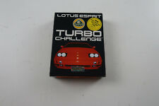 Lotus Esprit Turbo Challenge A Gremlin Game for the Amstrad CPC VGC