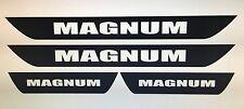 Dodge Magnum Vinyl Door Sill Decals 2006 2007 2008 2009 2010