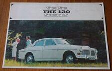 VOLVO 120 SERIES 1964 / 1965 UK Brochure 121 122 Amazon