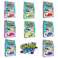 GELLI BAFF Pink Green Red Blue-Glitter Pink-Colour Change-Smelli Jelly Bath