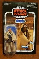 Star Wars VC49 FI-EK JEDI - Vintage Collection Unpunched AOTC MOC 2011