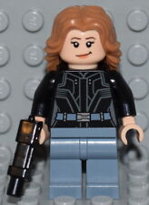 LEGO MARVEL SUPER HEROES Minifigure AGENT 13 From Set 76051