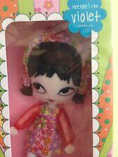 "2006 rare BLYTHE GINAGIRL 10"" doll by Christina Gordon & Gina Garan JUNIE MOON V"