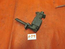 Triumph TR4, TR3, Original Engine Oil Pump Housing & Gears, GC!!